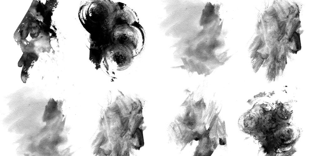Free Watercolor Photoshop Brushes Photoshop Watercolor