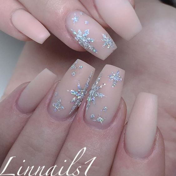 Photo of 30 + Christmas Nails Acrylic – Page 2 of 3 – Winter Nails Acrylic – Water