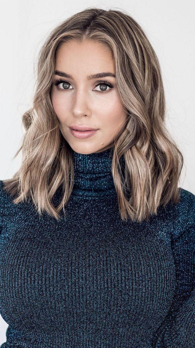 Über 40 stilvolle und modische Haarfarben und Frisurideen