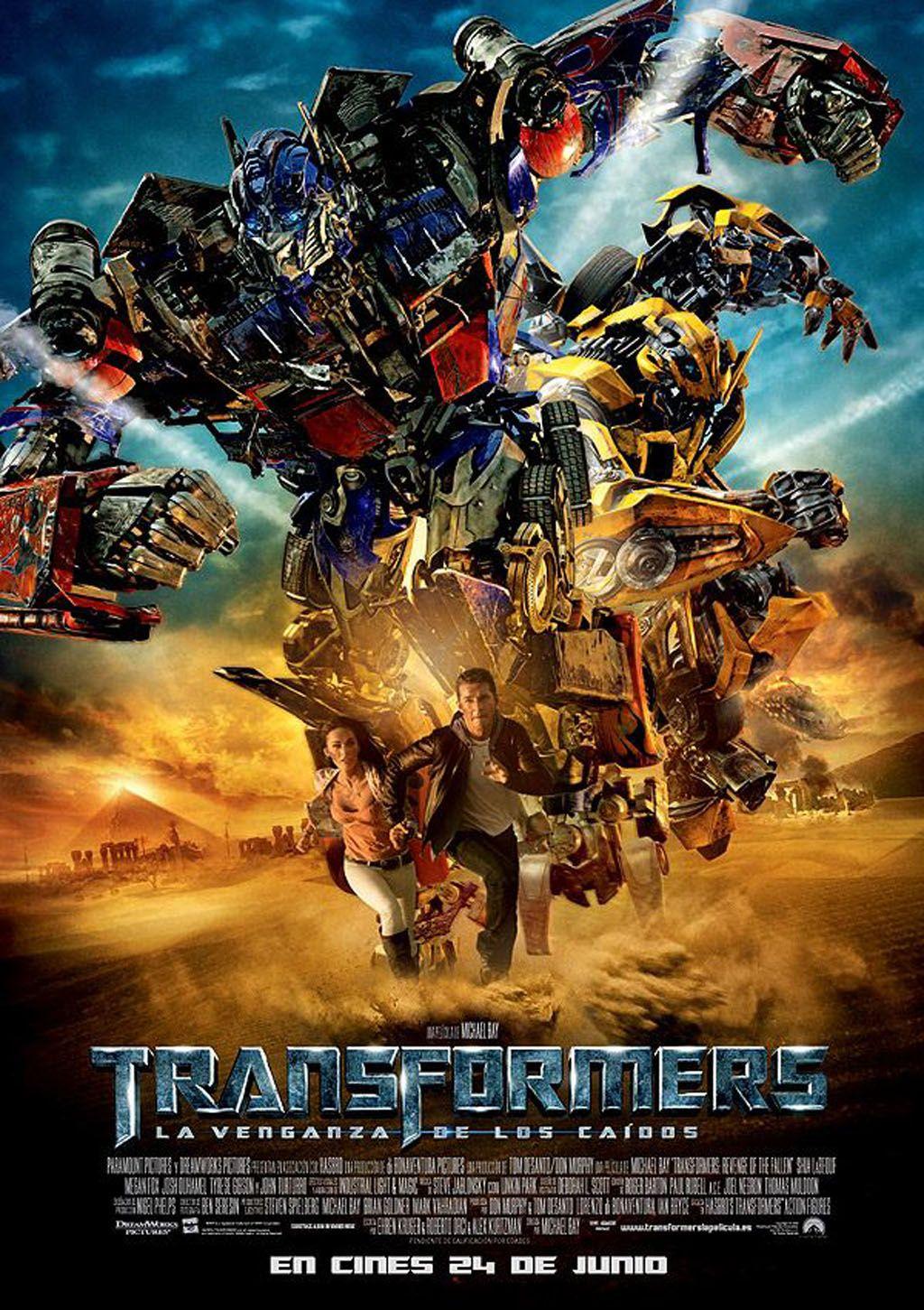 2009 07 05 Transformers 2 La Venganza De Los Caídos Película Transformers Transformers Transformers La Venganza De Los Caidos