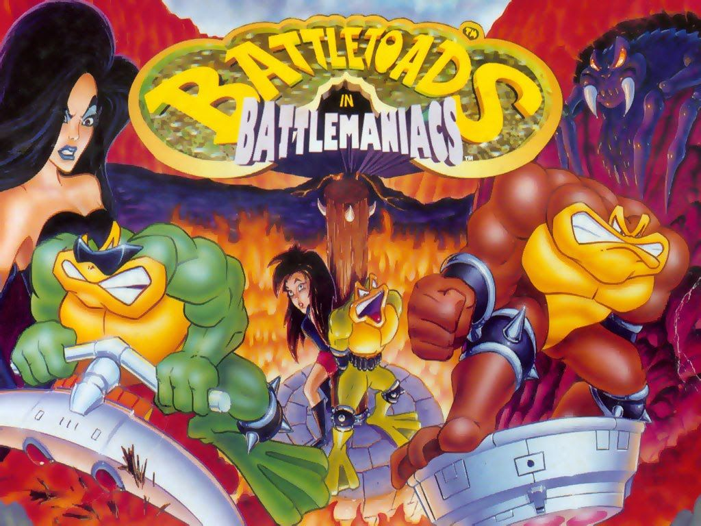 The Battletoads first SNES appearance had awesome comic book-like box art to accompany it.  This game was difficult and fun, with enough humor and action thrown in to keep it interesting for countless hours!