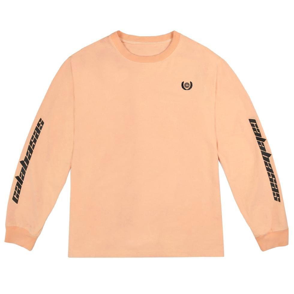 a9bce104c Calabasas Long Sleeve Neon Orange