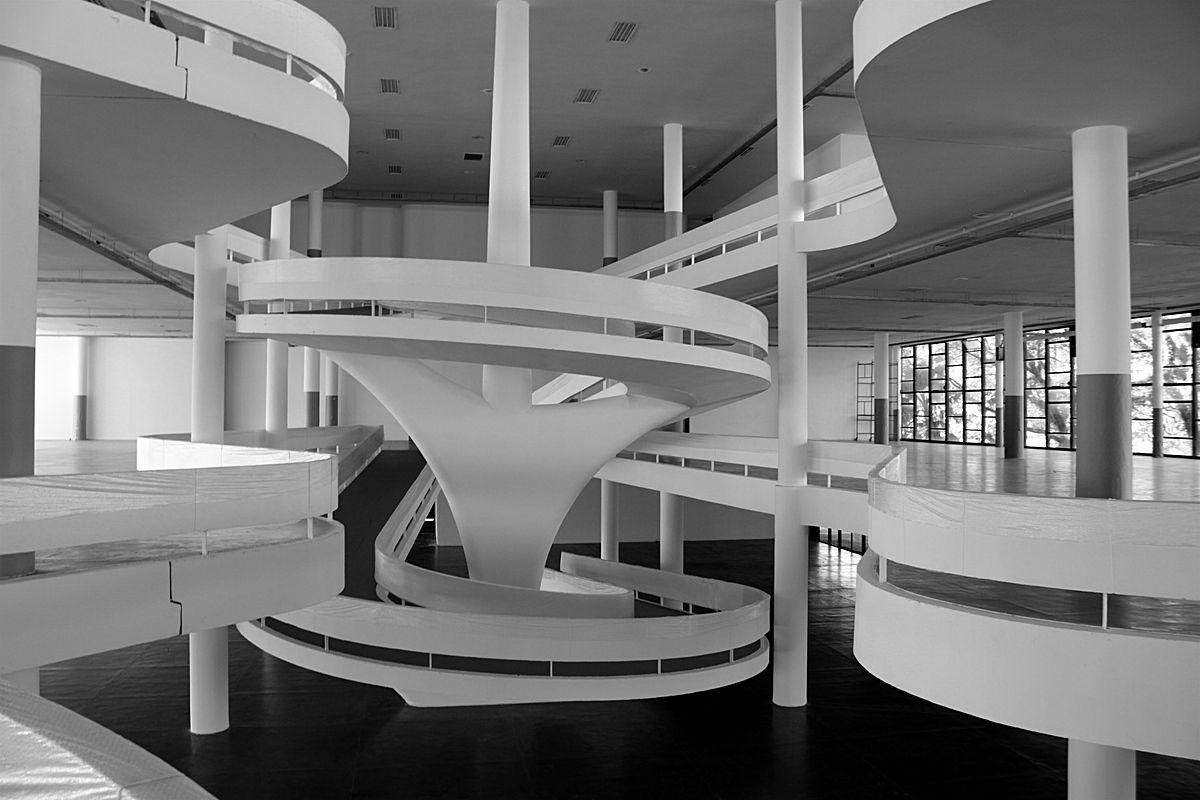 Pavilhão da Bienal ( São Paulo) inaugurado em 1953