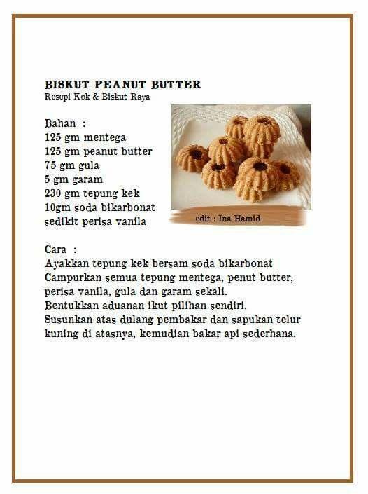 resepi biskut semperit klasik azlina ina chiara jr blog Resepi Jagung Bakar Susu Enak dan Mudah