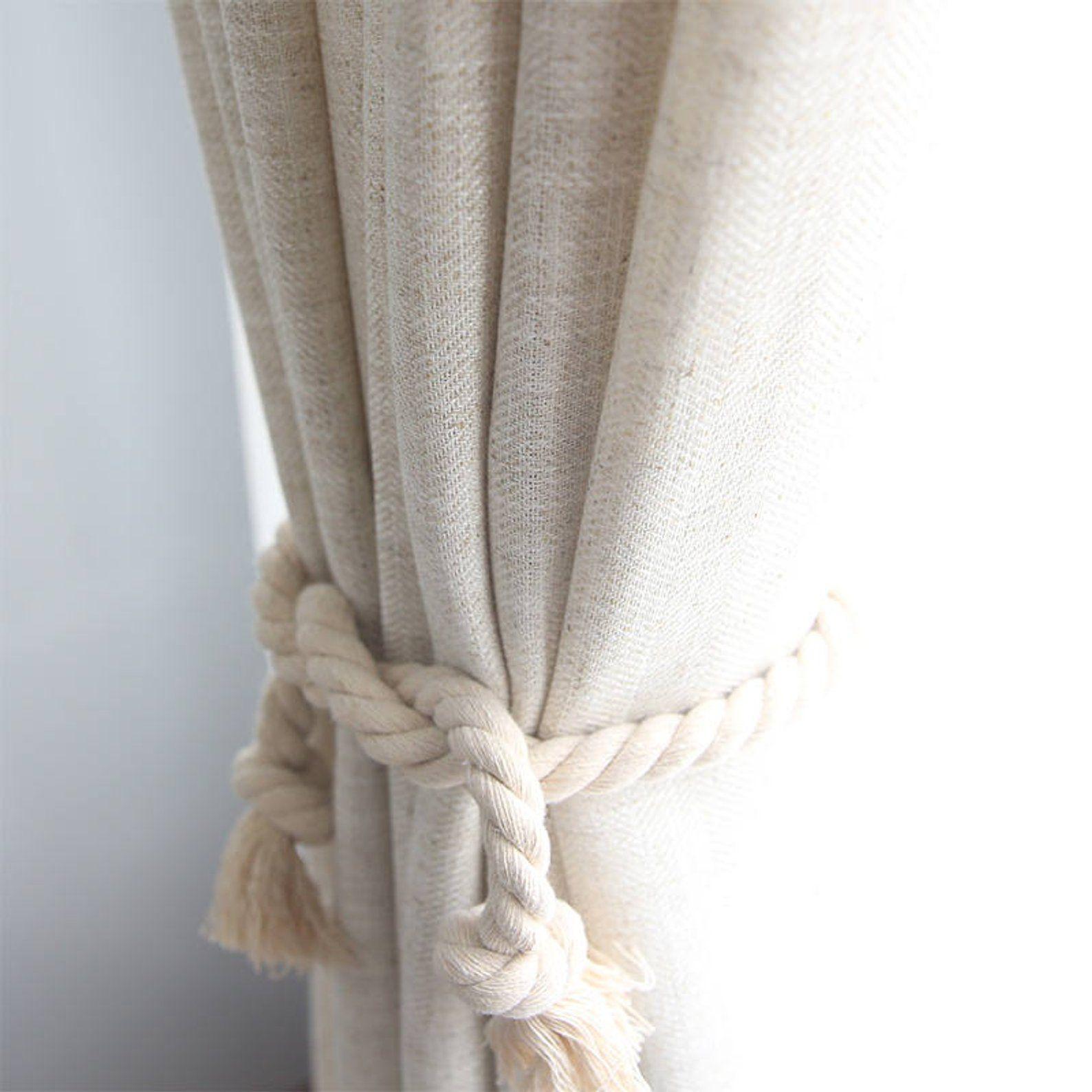 White Curtain Panels White Drapes Custom Curtains Off White