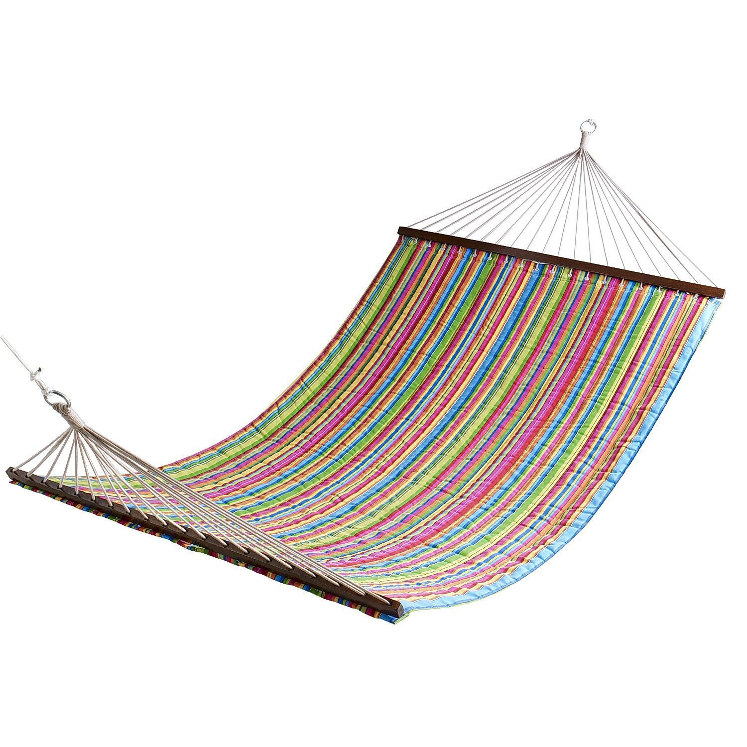 buy garden stand pin saving steel with case hammock includes double shipping at free portable carrying space