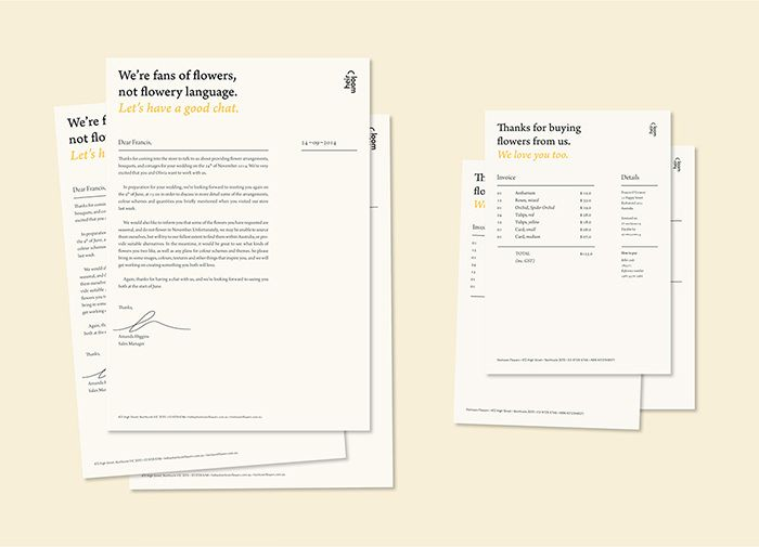 50 Creative Invoice Designs for Your Inspiration Creative - graphic design invoice sample