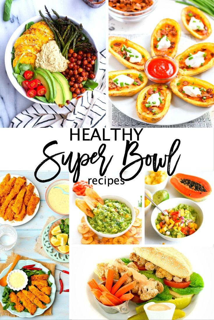 This list of over 20 amazing healthy super bowl recipes will allow this list of over 20 amazing healthy super bowl recipes will allow you to keep your new years resolutions without having any food guilt forumfinder Images