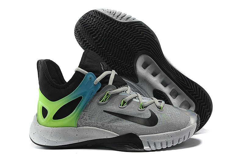 93e717196d867 Nike Zoom HyperRev 2015 All Star Wolf Grey Poison Green Black 744700 ...