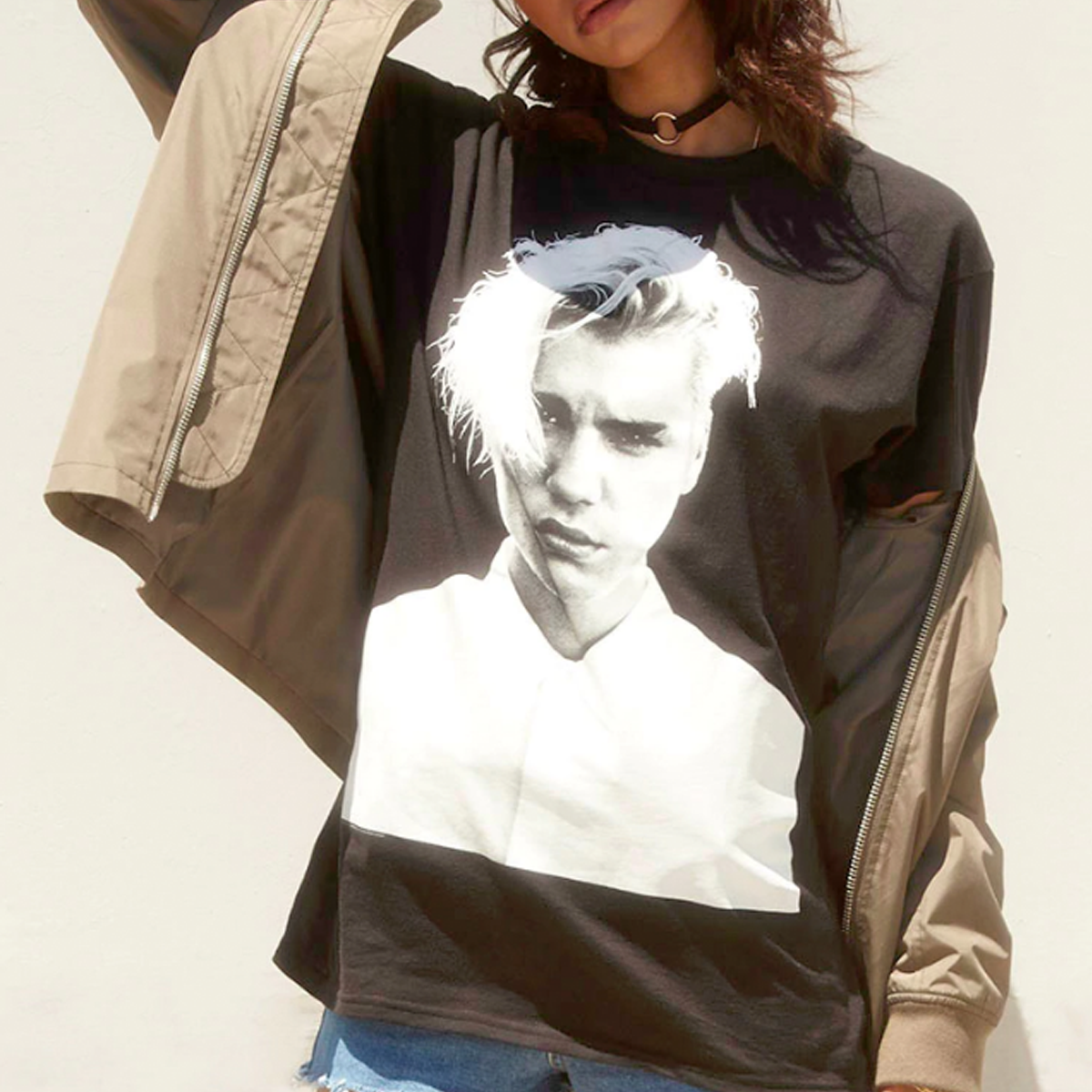 Up Your Merch Game With Forever 21 S Justin Bieber Purpose