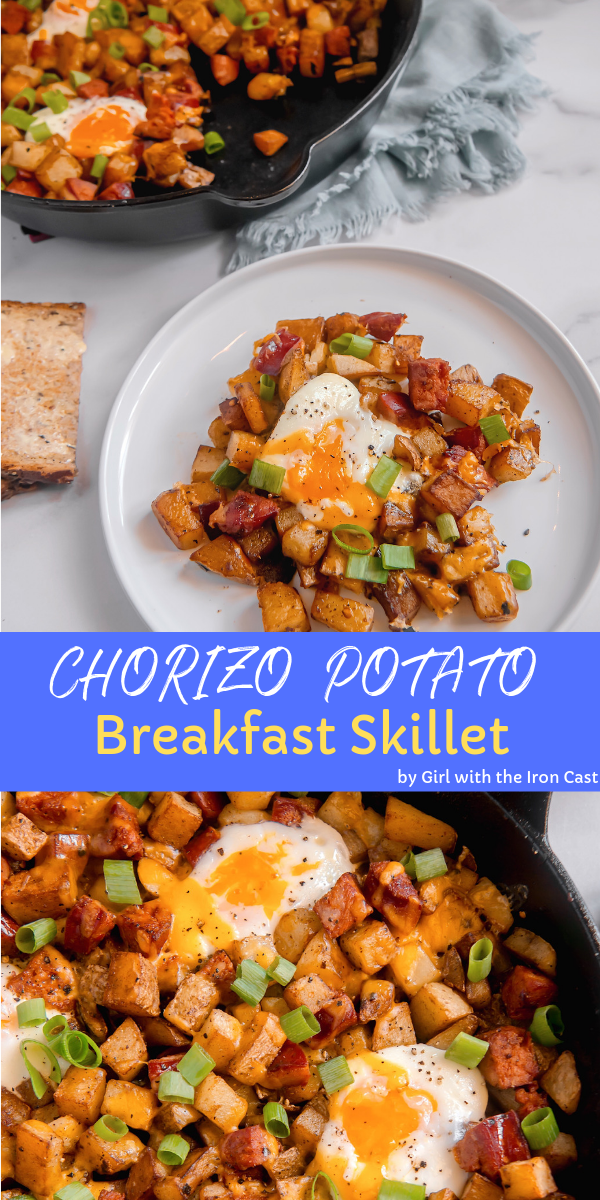 Chorizo Potato Breakfast Skillet images