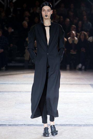 Yohji Yamamoto, Paris Fashion Week, Herbst/Winter-Mode 2016/17