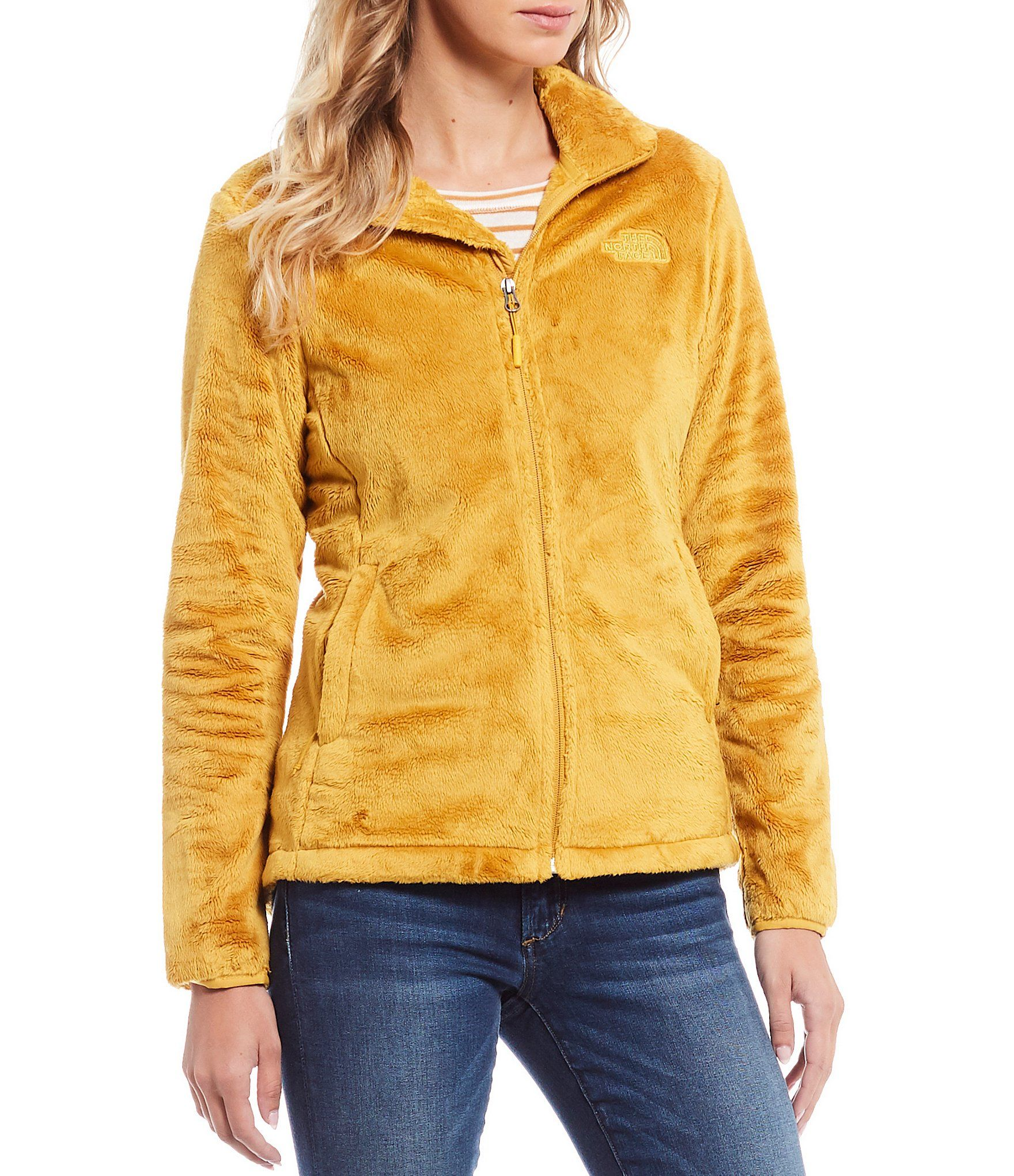 Shop For The North Face Osito Silken Fleece Jacket At Dillard S Visit Dillard S To Find Clothing Accessories Shoes C Fleece Jacket Jackets North Face Osito [ 2040 x 1760 Pixel ]