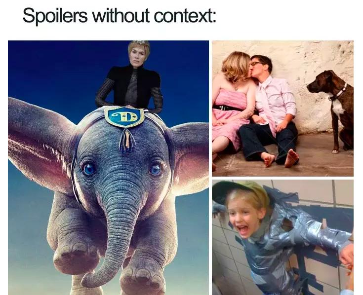 Season 8 Spoilers Without Context Gameofthrones Gameofthronesmemes Gameofthronesmeme Got Gotmemes Memes Memes Divertidos Memes Nuevos