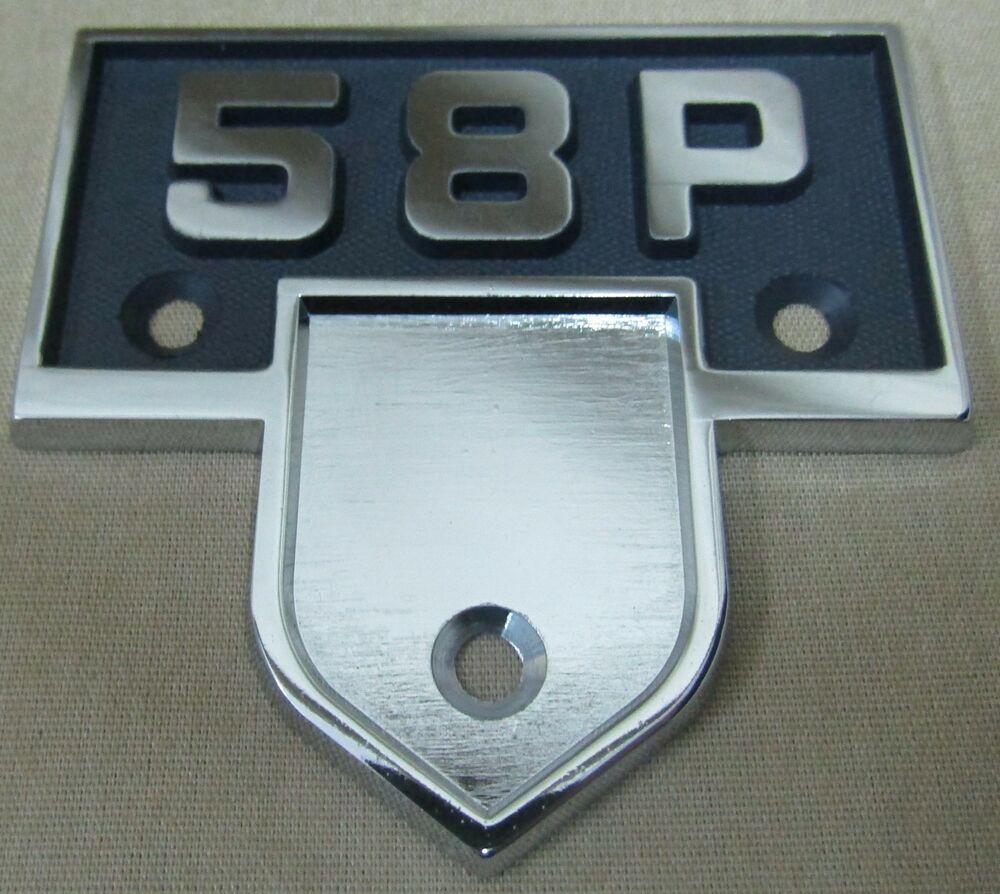 eBay #Sponsored Beechcraft - Baron- 58P - Emblem - Part