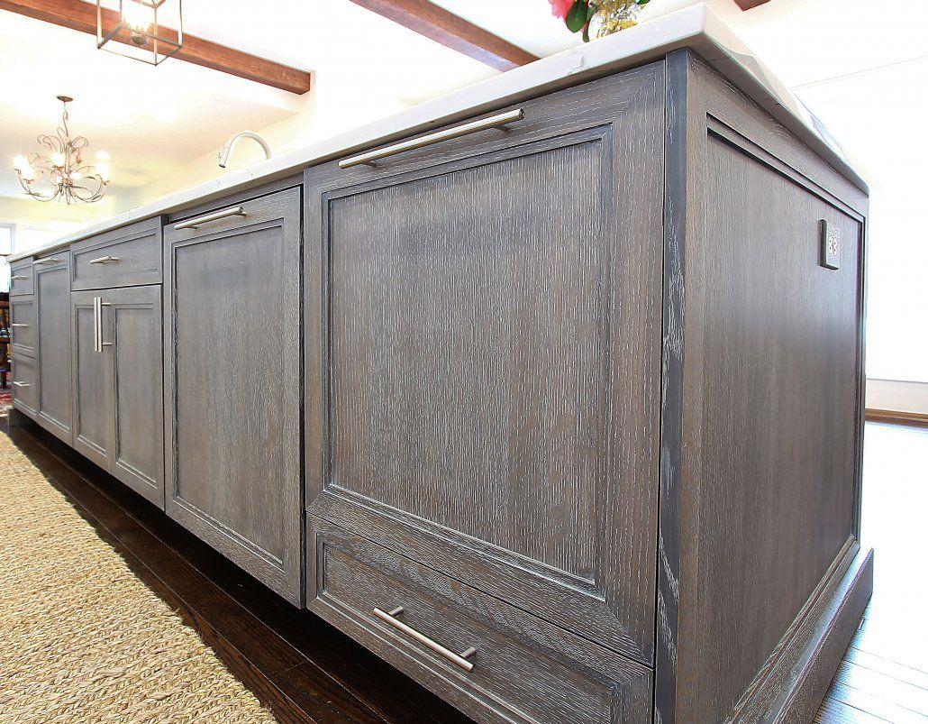 Cerused Oak Heavy Wood Grain Pale Wood Cerused Oak Cerused Oak Cabinets White Oak Kitchen