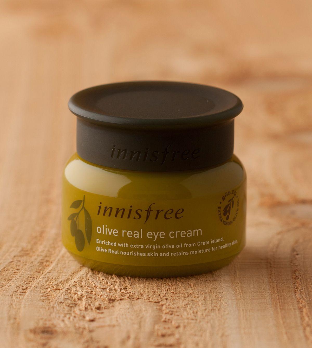 Skin Care Olive Real Eye Cream In 2020 Innisfree Moisturizing Eye Cream Skin Care