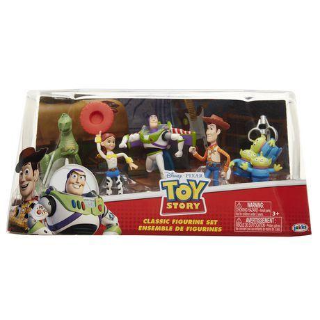 Disney Pixar Disney Toy Story Figure Set Toy Story Figures