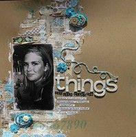 A Project by **Gina** from our Scrapbooking Gallery originally submitted 07/01/11 at 08:09 AM