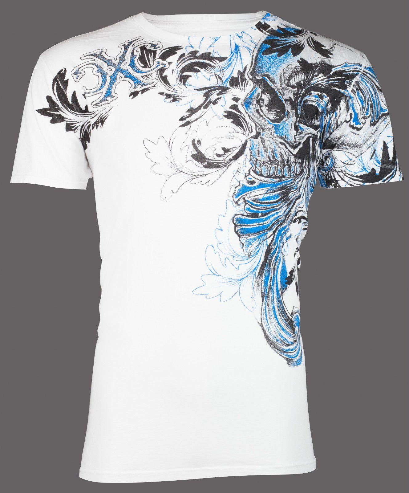 Indikart Export HANHENT HH Cotton O-Neck Grey Men T Shirt