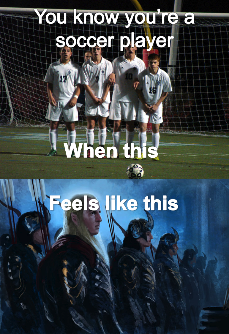 Sports Memes Learn More About Soccer And Get Some Easy Training To Improve Your Game Soccer Quotes Funny Funny Soccer Memes Soccer Jokes