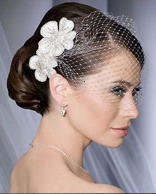 Pizazz Wedding And Prom Online Store Bel Aire Bridal Veil V1970 Comb 6129