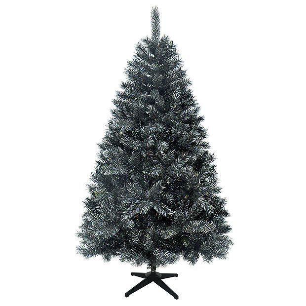 Australian Christmas Tree Pine.Black Iridescent Pine Christmas Tree 183 Cm Christmas