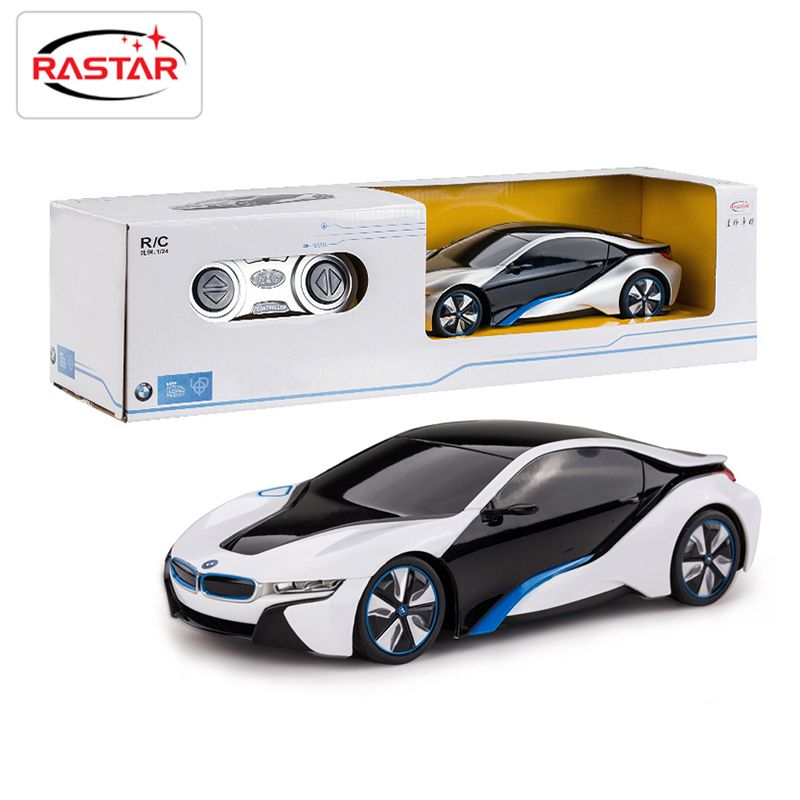 online shop licensed rastar rc mini cars electric remote control toys radio controlled cars classic toys for boys kid gift 48400