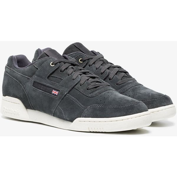 Black Workout Plus MCC Suede Sneakers Reebok Cheap Sale Top Quality Free Shipping For Nice Collections Sale Online Order Sale Online am0zAn
