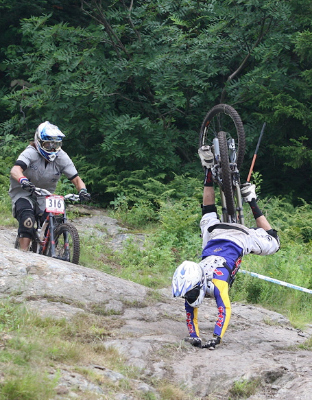 Mountain Bike Related Injuries Drop 56 Percent No Matter How Hard We Keep Trying