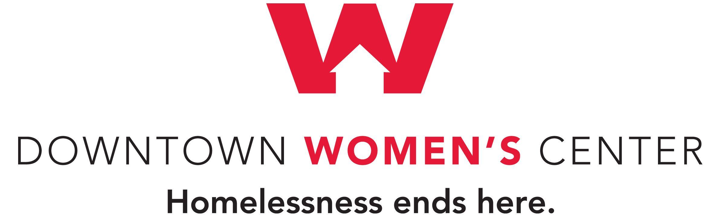 Downtown womens center volunteer