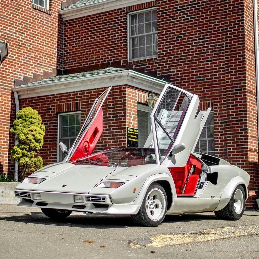 Pin by Greg Stone on countach