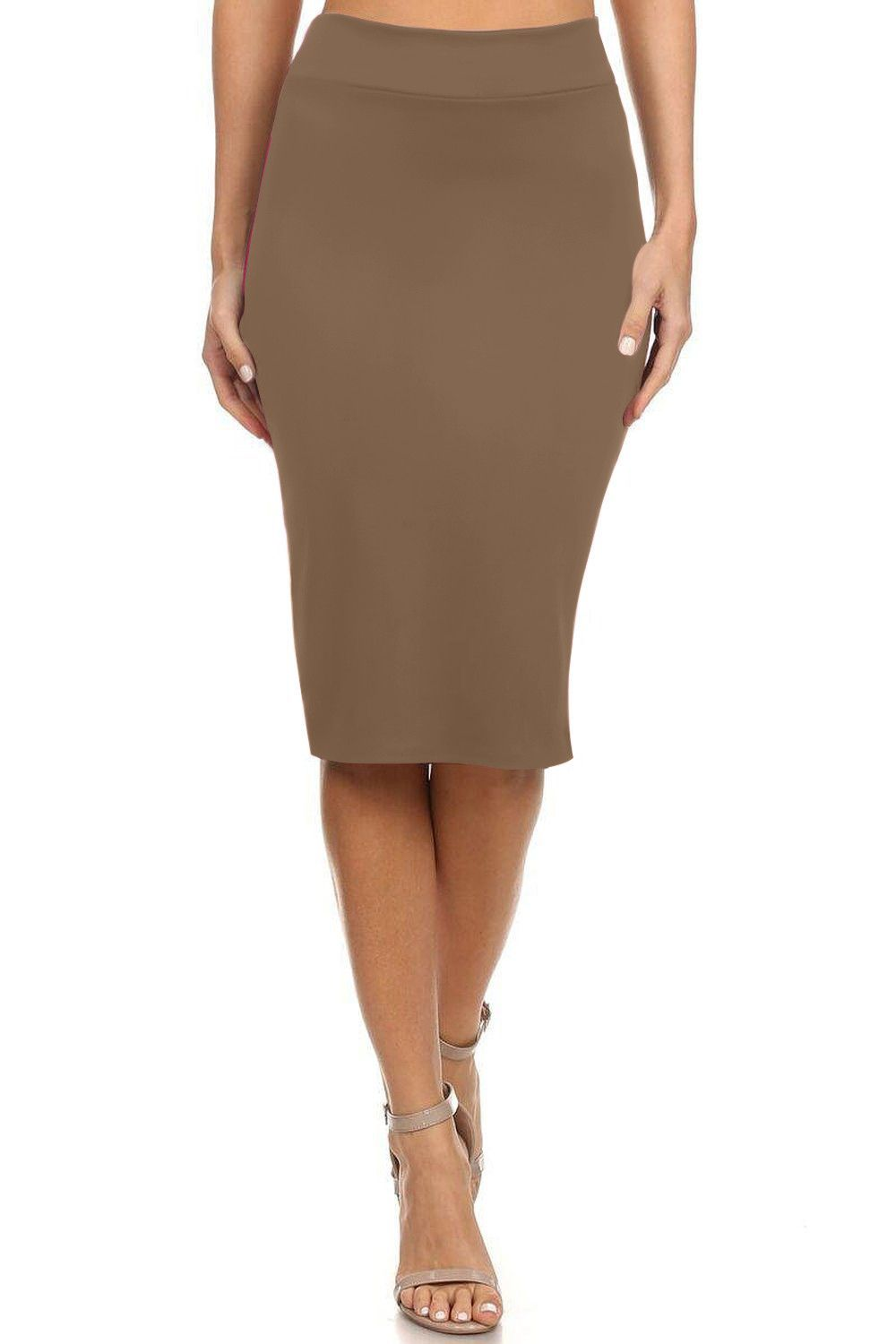 ccc067f5c Welcome to the office pencil skirt | ZCreations | Blue pencil skirts ...