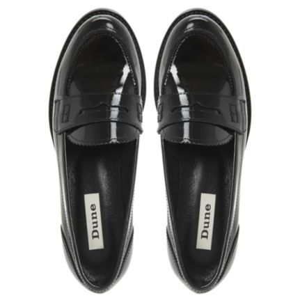 LEXUS - Patent Leather Penny Loafer By