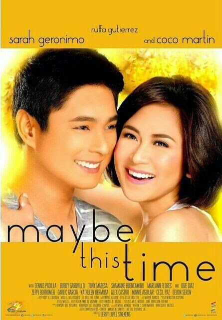 Maybe This Time Pinoy Movie 2014 Tvcinema Ni Juanonline Pinoy Movies Full Movies Online Free Free Movies Online