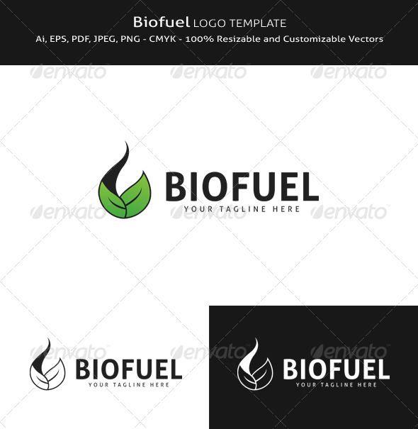 biofuel logo graphicriver biofuel logo for nature energy
