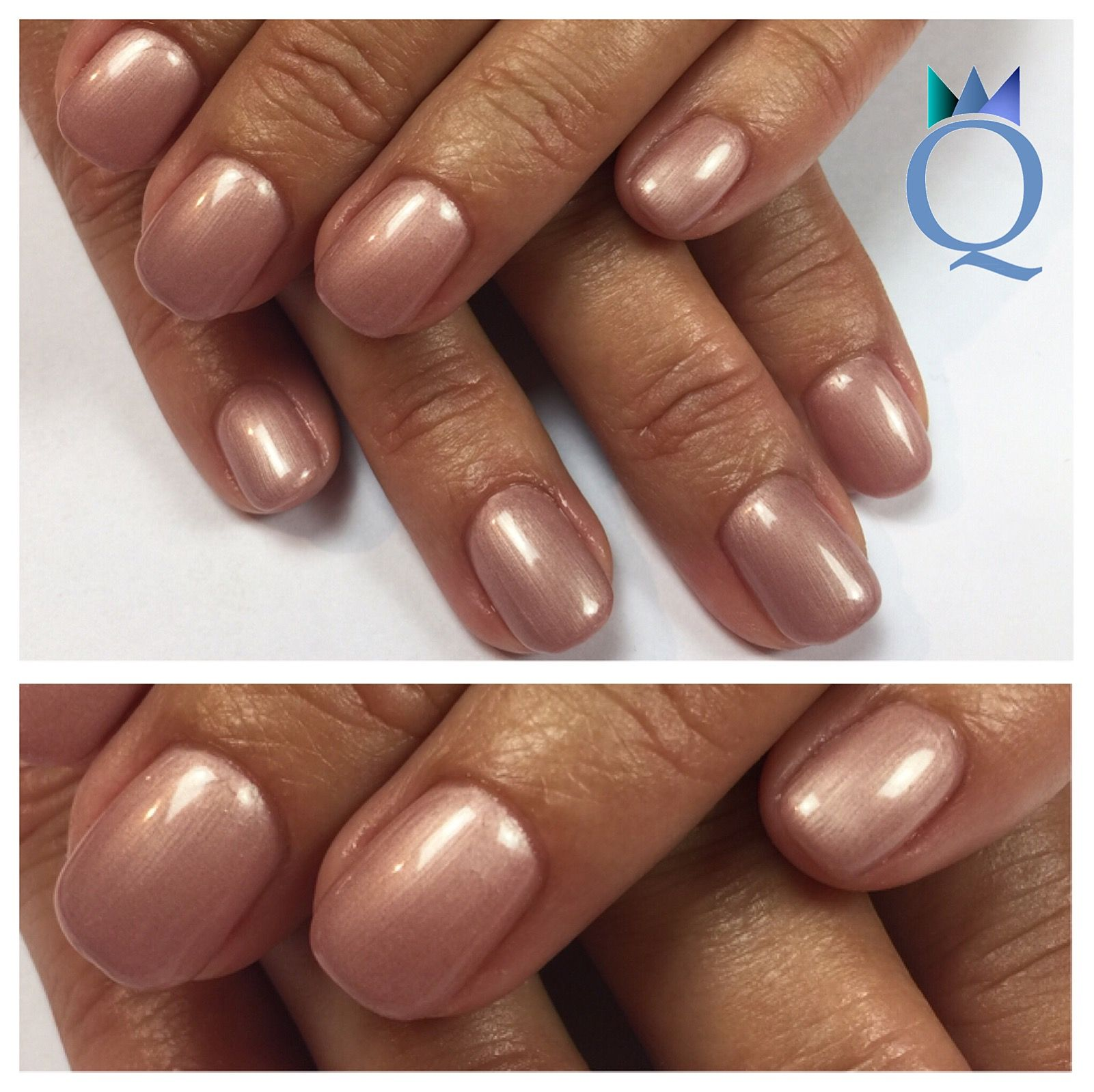 Wunderbar Nageldesign Braun Beige Beste Wahl #shortnails #gelnails #nails #beige #shimmer #kurzenägel #gelnägel