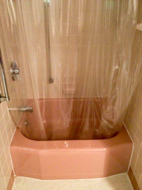Small shower receptor bathtubs | Small showers, Retro renovation and ...