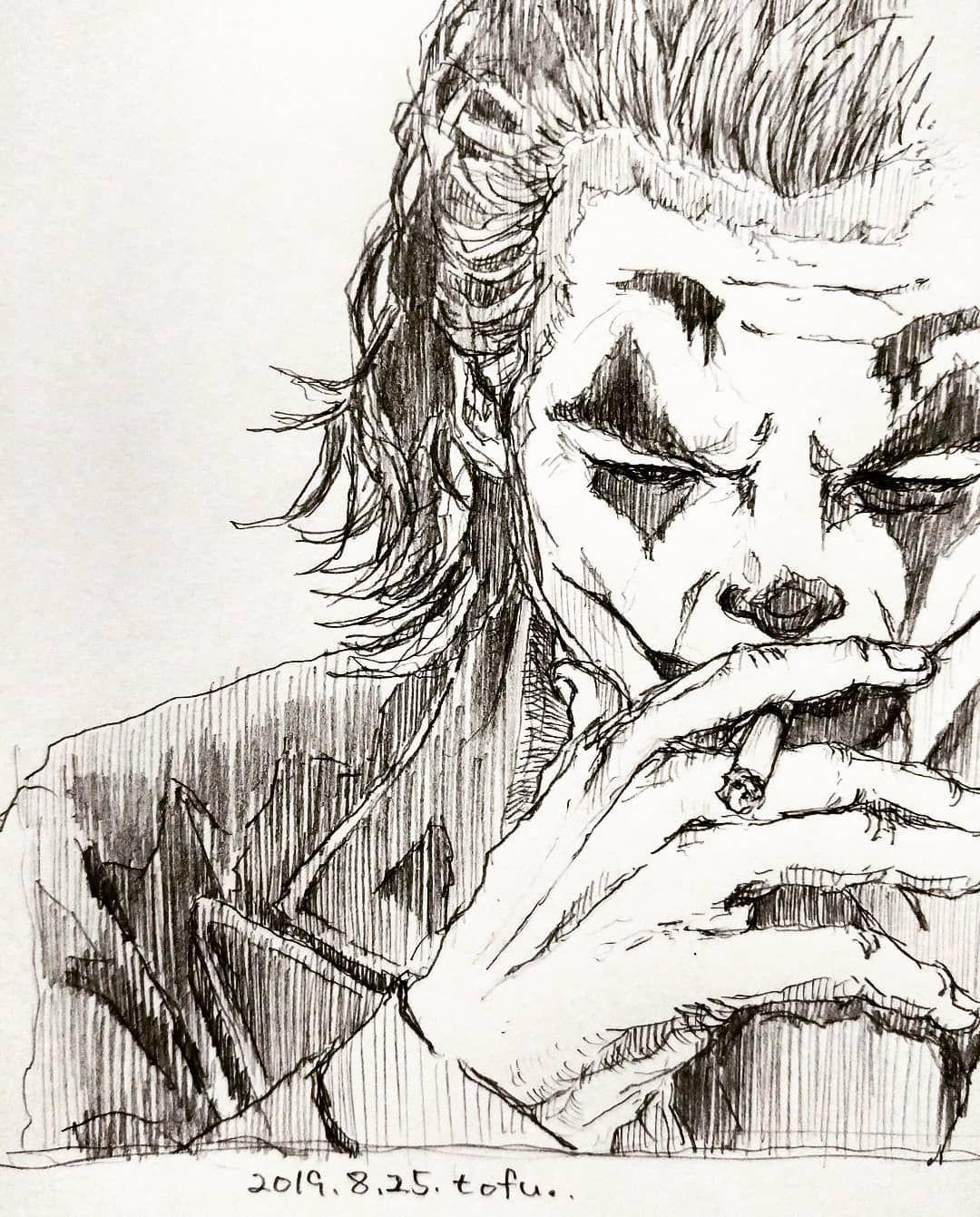 Paint Painting Artsy Artoftheday Artlife Art Paintings Farbe Painter Joker Drawing Sketch Dessin Waterco Joker Art Drawing Joker Drawings Joker Art