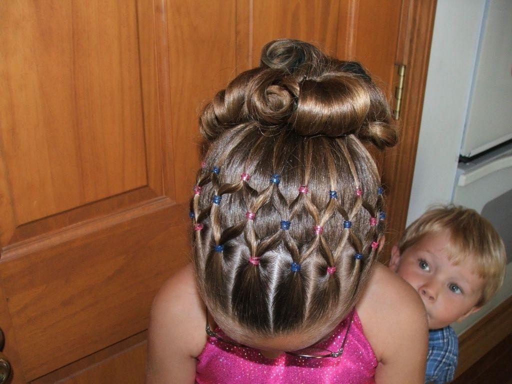 Cute Hairstyles For 9 Year Olds For Medium Hair Cute Hairstyles Hair Styles Easy Hairstyles For Long Hair
