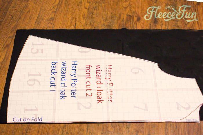 Harry Potter Robe Pattern Free (DIY) | disfraz | Pinterest | Sewing ...