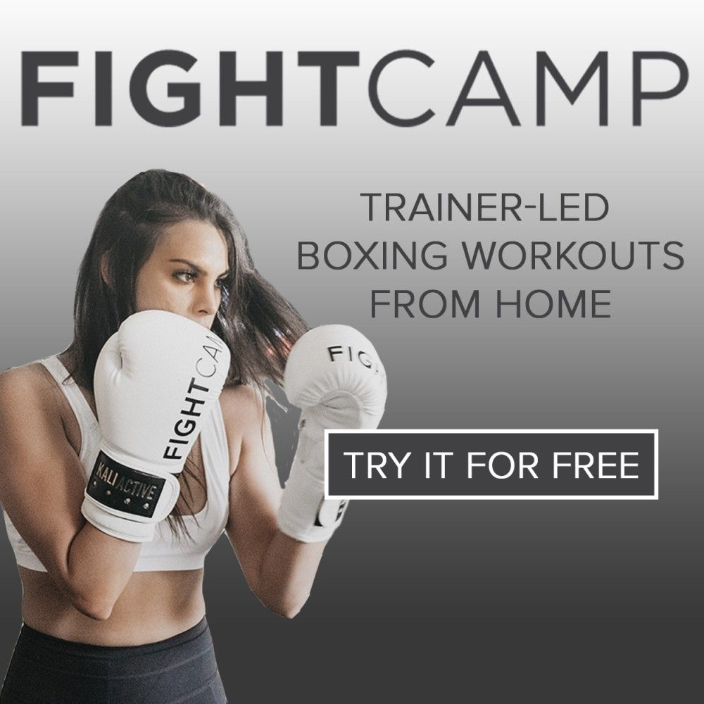 Fightcamp Free Trial Boxing Workout Learn Boxing At Home Workouts