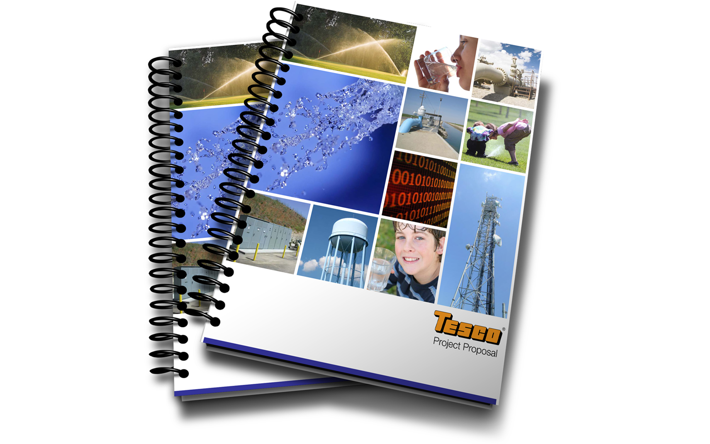 Proposal Cover  Report Covers