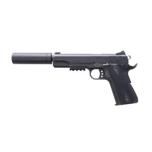 Pin on tac gear M1911 Suppressed Tactical
