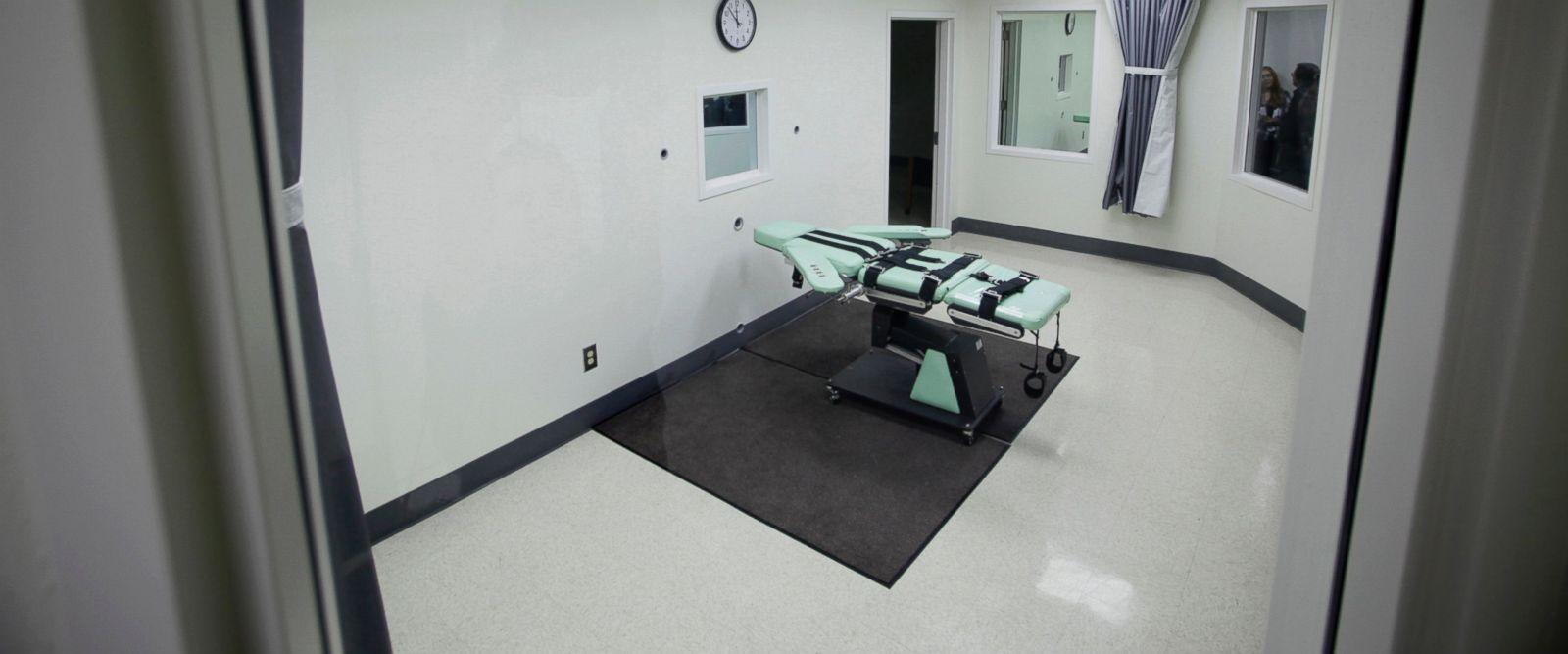 California moves slowly toward resuming executions