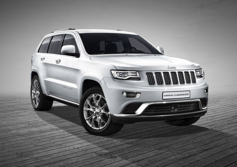 Jeep Grand Cherokee IV (WK2 facelift 2013) Motor