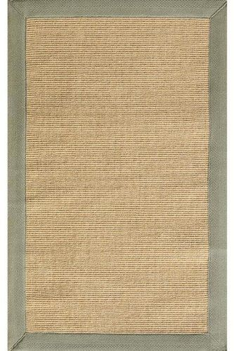 Washed jute area rug 2x35 lichen home decorators collection