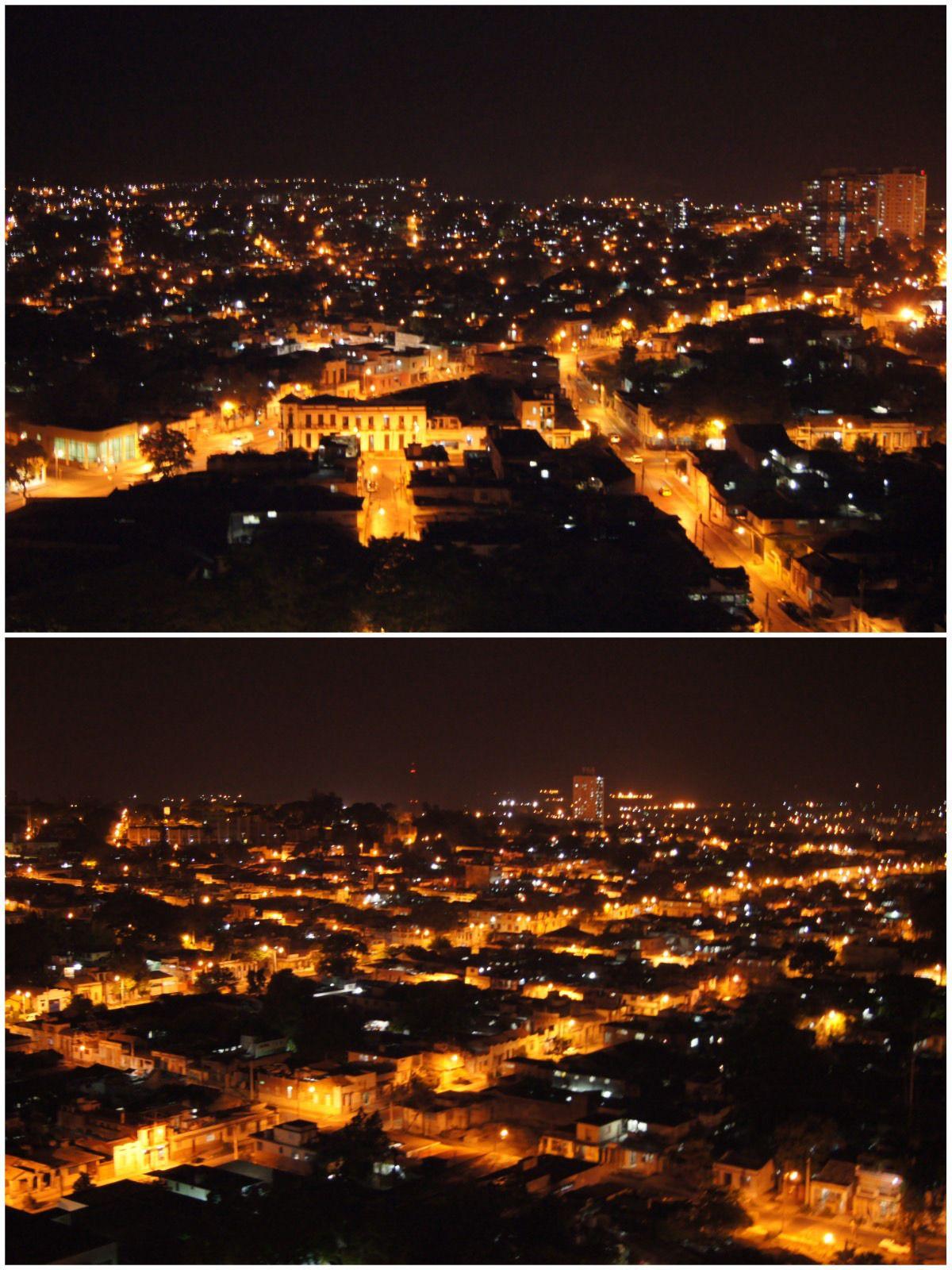 Santiago de Cuba Nacht
