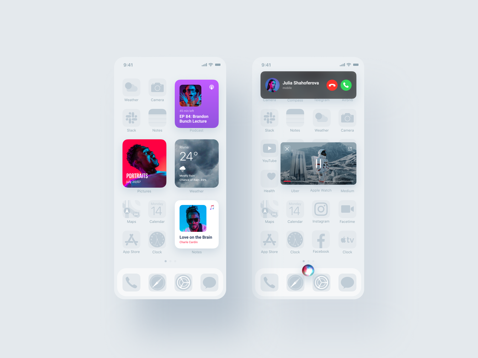 IOS 14 in 2020 Mobile design inspiration, Best mobile