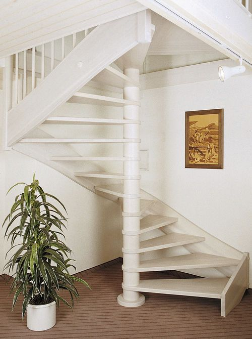 escaleras de caracol cutare google